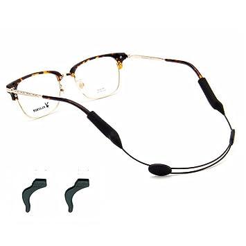 624f9eac96a Amazon.com  YALEX Eyeglasses Strap Adjustable Eyewear Lanyard Sports ...