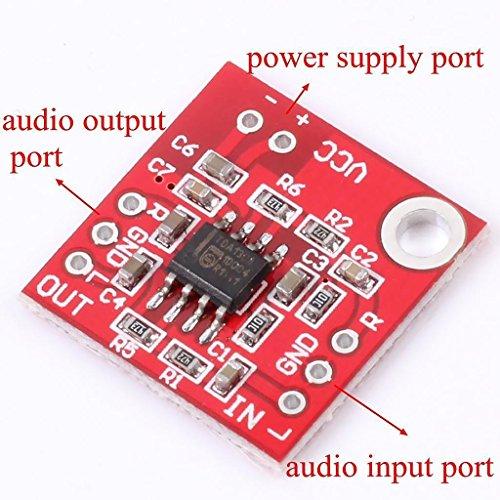 ELECTROPRIMEÃ'® TDA1308 Earphone Headphone Stereo Audio