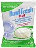 Bowl Fresh Plus 310-24T Toilet Freshner/Cleaner, Assorted Colors, 1.76 Ounce (Pack of 1)