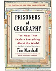Prisoners of Geography: Ten Maps That Explain Everything About the World (Volume 1)