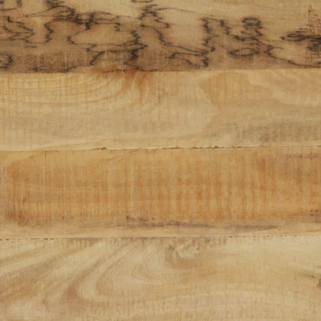 Tidyard Tavolo Consolle Vintage in Legno Massello di Recupero,Tavolo da Pranzo Rettangolare in Legno Massello,Scrittoio in Legno Massello 120x55x78 cm
