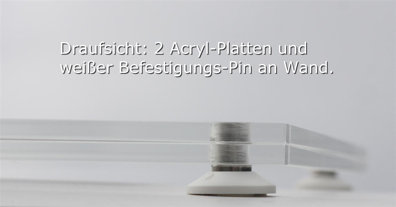 Amazon.de: Acryl-Bilderrahmen/Acrylrahmen/Acrylglas-Rahmen im Format ...
