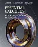 Essential Calculus 9780618879182