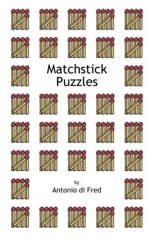 (Matchstick puzzles)