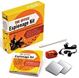 img - for The Office Espionage Kit: Everything You Need to Spy on Your Co-Workers and Find Out What They're Saying About You book / textbook / text book