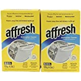 WHIRLPOOL AFFRESH DISHWASHER CLEANER 12 TABLETS 2 (6 PACK) BOXES