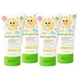 Babyganics Mineral-Based Baby Sunscreen Lotion, SPF...