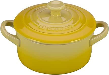 Le Creuset Stoneware Petite Round Casserole