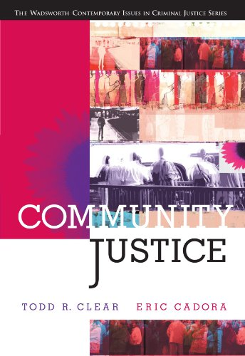 Community Justice (Wadsworth Contemporary Issues in Crime and Justice)