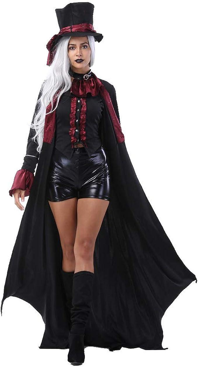 Disfraz De Conde Drácula,Female,M: Amazon.es: Ropa y accesorios