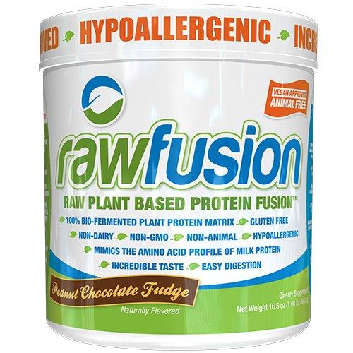 SAN Nutrition RawFusion Protein Chocolate