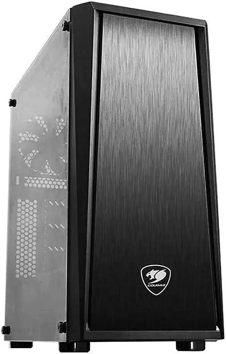 COUGAR Gaming MX340 Midi-Tower Negro - Caja de Ordenador (Midi-Tower, PC, Negro, ATX,Micro ATX,Mini-ITX, Juego, Multi): Amazon.es: Informática