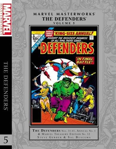 Marvel Masterworks: The Defenders Vol. 5