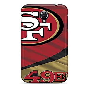 Fashion Tpu Case For Galaxy S4- San Francisco 49ers Defender Case Cover