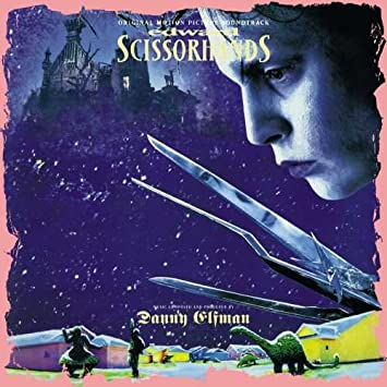 Edward Scissorhands Original Motion Picture Soundtrack Lp