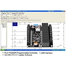PLC Controller & Programming Software, Ladder Logic Automation w Training Bonus