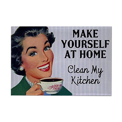 CafePress Yourself Fridge Rectangle Refrigerator product image