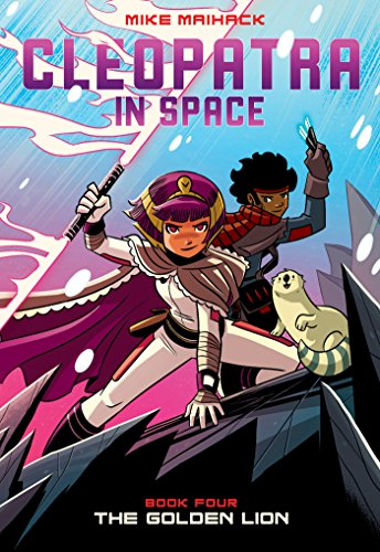 (The Golden Lion (Cleopatra in Space #4))