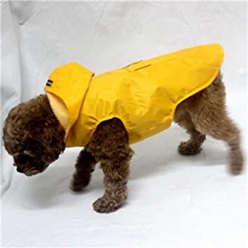 Yuanou 2019 Ropa Impermeable para Perros pequeños ...