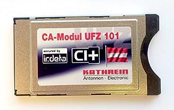 Kathrein ufz 101 CI + Irdeto ORF Módulo CAM para la Tarjeta ...