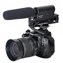 Fotga SGC-598 Interview Microphone Mic for Canon Nikon 5DII III 7D D800 D7000 DSLR Camera DV