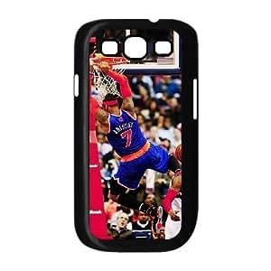 Stevebrown5v Carmelo Anthony New York Knicks Samsung Galaxy S3 Cases, Men Design Case for Samsung Galaxy S3 I9300 {Black}