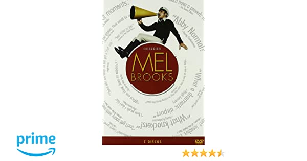 Pack Mel Brooks (7 Dvd): Amazon.es: Mel Brooks, Ron Moody, Anne Bancroft, Marty Feldman, Peter Boyle, Madeline Kahn, Dom Deluise, Jeffrey Tambor, ...