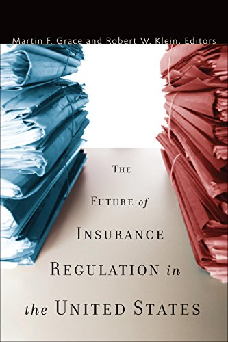 Download The Future of Insurance Regulation in the United States Pdf