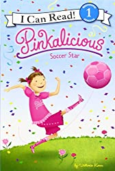 Pinkalicious: Soccer Star (I Can Read Book 1)