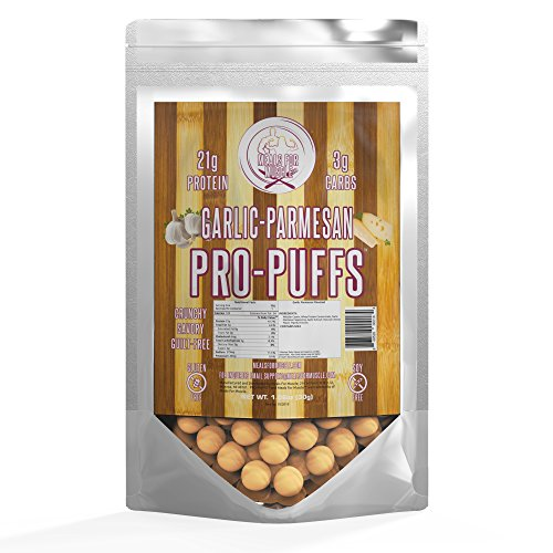 Meals For Muscle Pro-Puffs™ – Garlic Parmesan