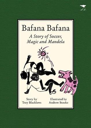 book cover of Bafana Bafana