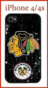 iphone covers Chicago Blackhawks Iphone 6 4.7 Case Hard Silicone Case