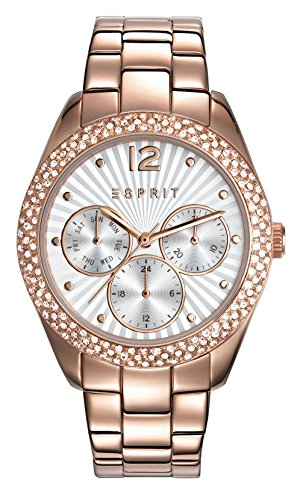 Esprit Watch TP10895 Rose Gold - ES108952003-Pink - stainless-steel-Round - 36 mm