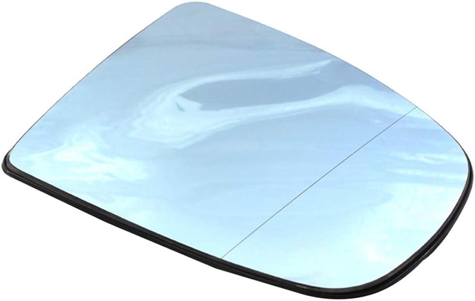 SDENSHI Super Duty Pickup Heated Mirror Glass Upper Lens Left Side For BMW X5 E70