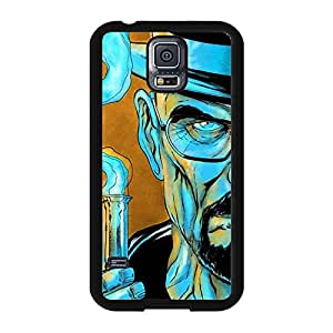 Samsung Galaxy S5 I9600 Accessories New Element Breaking Bad Walter White mobile cover case
