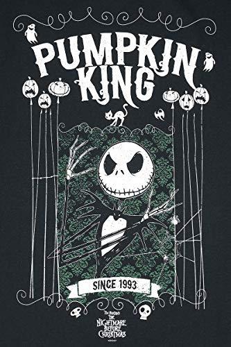Pesadilla Negro King Antes Camiseta Navidad De Jack rwrYqTv
