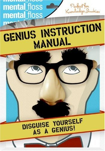 Mental Floss: Genius Instruction Manual pdf epub