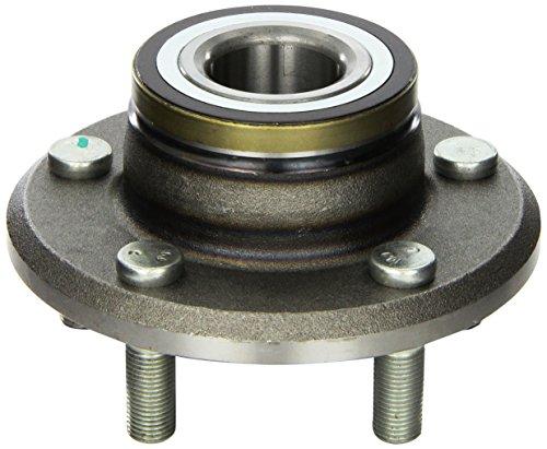 WJB WA513224 - Front Wheel Hub Bearing Assembly - Cross Reference: Timken HA590030 / Moog 513224 / SKF BR930359