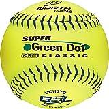 "Worth GSL Slow-Pitch Pro Tac Classic Soft Balls, 11"" (Dozen)"