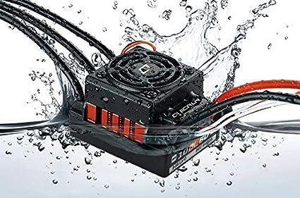 Amazon com: Xiangtat HOBBYWING QUICRUN WP 10BL60 Waterproof