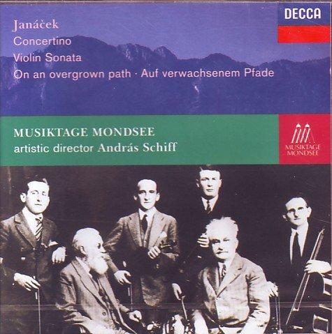 Janacek: Concertino / Violin Sonata / On an Overgrown Path (Path Sonata)