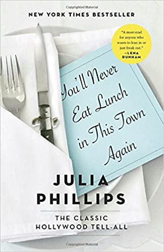 Image result for you'll never eat lunch in this town again amazon