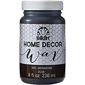 FolkArt Home Decor Wax (8-Ounce), 34171 Antiquing