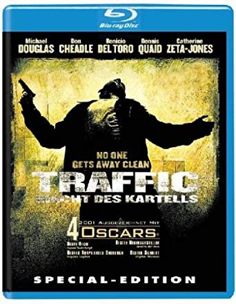 Amazon Com New Traffic Traffic 2000 Blu Ray Blu Ray Movies Tv