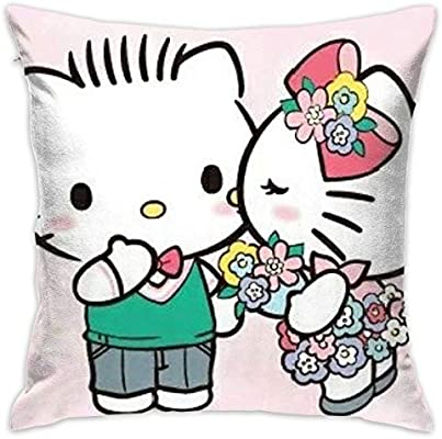 Meirdre Funda de Almohada Hello Kitty y Dear Daniel ...