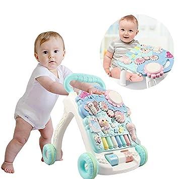 Rabbfay Bebé Sentado Doble- Utilizar Andadores ...