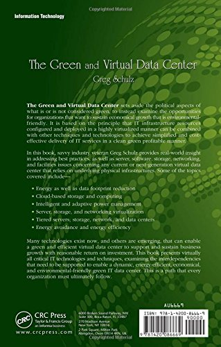 Reducing the Environmental Impact of Data Centers