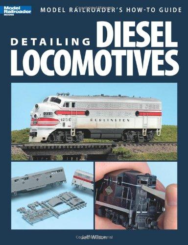 Detailing Diesel Locomotives (Model Railroader)