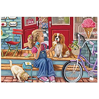Celiy Jigsaw Puzzles 1000 Piece for Adults, Puzzles Large Puzzle Game Interesting Toys Personalized Gift Puzzle Toy Educational Toys Interesting Toys Personalized Gift: Home & Kitchen