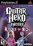 Guitar Hero Encore: Rocks the 80's - PlayStation 2
